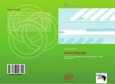 Bookcover of Game Design