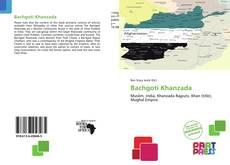 Обложка Bachgoti Khanzada