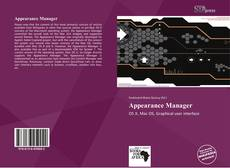 Buchcover von Appearance Manager