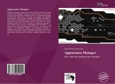 Couverture de Appearance Manager
