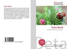 Bookcover of Amur-Bund