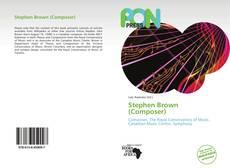 Обложка Stephen Brown (Composer)