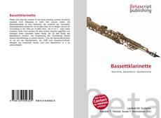 Обложка Bassettklarinette