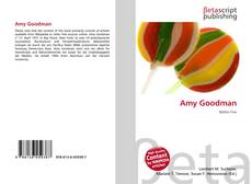 Amy Goodman kitap kapağı