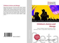 Capa do livro de Children's Anime and Manga