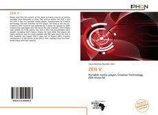 Capa do livro de ZEN V