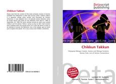 Bookcover of Chikkun Takkun