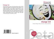Couverture de Change 123