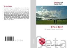 Обложка Orton, Eden