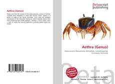 Capa do livro de Aethra (Genus)