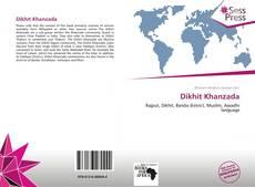 Обложка Dikhit Khanzada