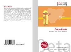 Bookcover of Oruk Anam