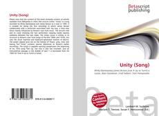 Buchcover von Unity (Song)