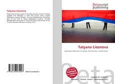 Tatyana Lioznova的封面