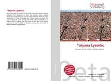 Bookcover of Tatyana Lysenko