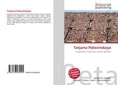 Bookcover of Tatyana Polovinskaya