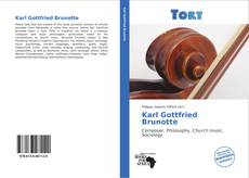Couverture de Karl Gottfried Brunotte