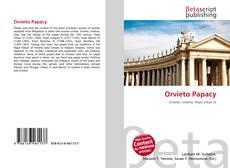 Orvieto Papacy的封面