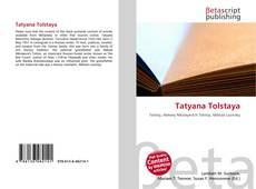 Bookcover of Tatyana Tolstaya
