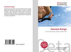 Bookcover of Seaview Range