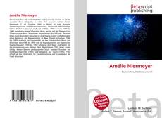 Bookcover of Amélie Niermeyer