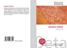 Capa do livro de Amílcar Cabral
