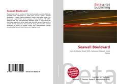 Buchcover von Seawall Boulevard