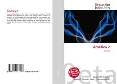 Buchcover von América 2