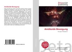 Bookcover of Amöboide Bewegung