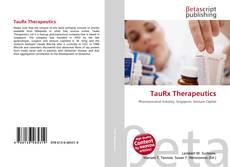 Bookcover of TauRx Therapeutics