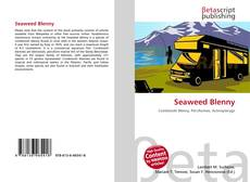 Bookcover of Seaweed Blenny