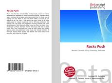 Bookcover of Rocks Push
