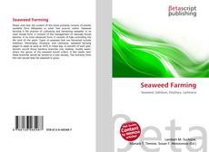 Bookcover of Seaweed Farming