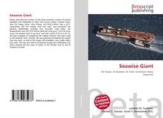 Bookcover of Seawise Giant