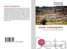 Orwell, Cambridgeshire的封面