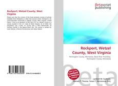 Capa do livro de Rockport, Wetzel County, West Virginia