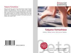 Bookcover of Tatyana Tomashova