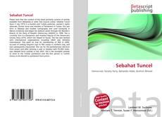 Bookcover of Sebahat Tuncel