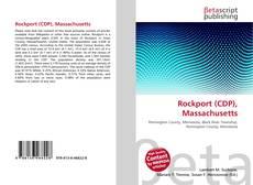 Buchcover von Rockport (CDP), Massachusetts