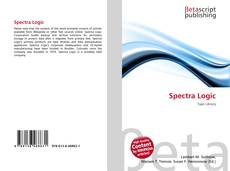 Bookcover of Spectra Logic