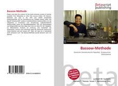 Couverture de Bassow-Methode