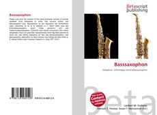 Обложка Basssaxophon