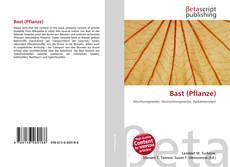 Buchcover von Bast (Pflanze)