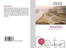 Bookcover of Baryschiwka