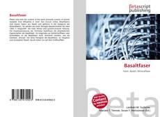 Buchcover von Basaltfaser
