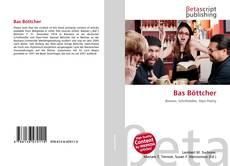 Capa do livro de Bas Böttcher
