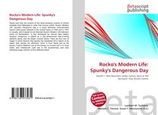 Couverture de Rocko's Modern Life: Spunky's Dangerous Day