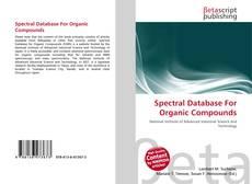 Spectral Database For Organic Compounds kitap kapağı