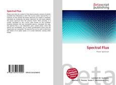 Bookcover of Spectral Flux