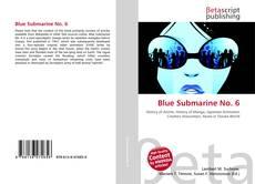 Buchcover von Blue Submarine No. 6